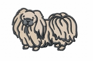 pekin007 Pekingese (small or large design)