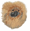 pekin009 Pekingese (small or large design)
