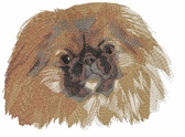 pekin010 Pekingese (small or large design)