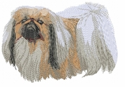 pekin011 Pekingese (small or large design)