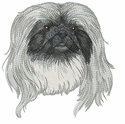 pekin013 Pekingese (small or large design)