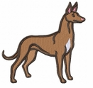 phar005 Pharoah Hound (small or large design)
