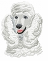 pood021 Poodle (small or large design)