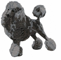 pood059 Poodle (small or large design)