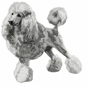 pood060 Poodle (small or large design)