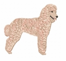 pood063 Poodle (small or large design)