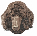 pood072 Poodle (small or large design)