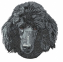 pood073 Poodle (small or large design)