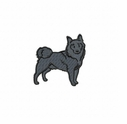 schip012 Schipperke (small or large design)