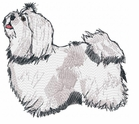 shih005 Shih Tzu (small or large design)