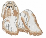 shih012 Shih Tzu (small or large design)
