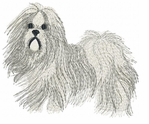 shih015 Shih Tzu (small or large design)