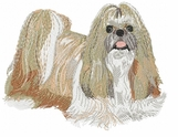 shih023 Shih Tzu (small or large design)