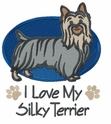 silky006 Silky Terrier (small or large design)