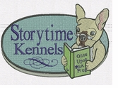 Storytime Kennels (small or large design)