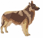 terv006 Belgian Tervuren (small or large design)