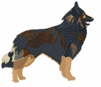 terv007 Belgian Tervuren (small or large design)