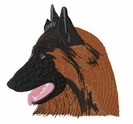 terv009 Belgian Tervuren (small or large design)