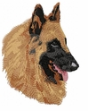 terv024 Belgian Tervuren (small or large design)