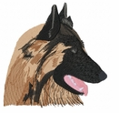 terv025 Belgian Tervuren (small or large design)
