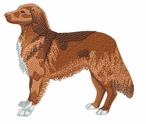 toller002 Nova Scotia Duck Tolling Retriever (small or large design)