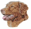 toller008 Nova Scotia Duck Tolling Retriever (small or large design)