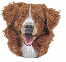 toller009 Nova Scotia Duck Tolling Retriever (small or large design)