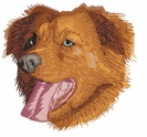 toller010  Nova Scotia Duck Tolling Retriever (small or large design)