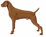 v003 Vizsla (small or large design)