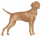 v012 Vizsla (small or large design)