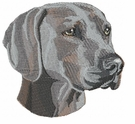 weim007 Weimaraner (small or large design)