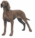 weim061 Weimaraner (small or large design)