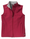 Women's Soft Shell Vest with design