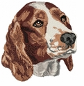wss001 Welsh Springer Spaniel (small or large design)