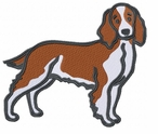 wss003 Welsh Springer Spaniel (small or large design)