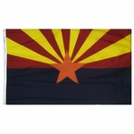 10' X 15' Nylon Arizona State Flag