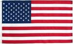 "12"" X 18"" All-American Nylon American Flag"