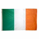 "12"" X 18"" Nylon Ireland Flag"