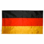 "12"" X 18"" Nylon Germany Flag"