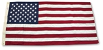 "2' 4 7/16"" X 4' 6"" Cotton G-Spec U.S. Flag"