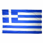 2' X 3' Nylon Greece Flag