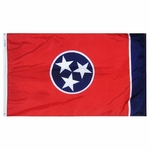 2' X 3' Nylon Tennessee State Flag