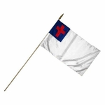 "24"" X 36"" Christian Stick Flags"