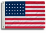 28 Star US Flags