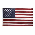 3' X 5' Americana Cotton U.S. Flag