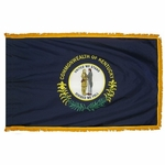3' X 5' Nylon Indoor/Parade Kentucky State Flag