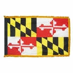 3' X 5' Nylon Indoor/Parade Maryland State Flag