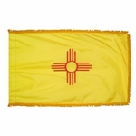 3' X 5' Nylon Indoor/Parade New Mexico State Flag