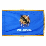 3' X 5' Nylon Indoor/Parade Oklahoma State Flag