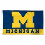 University of Michigan Flag - 3' X 5'